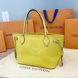 💛EPI NEVERFULL PM💛 Authentic RARE Louis Vuitton!